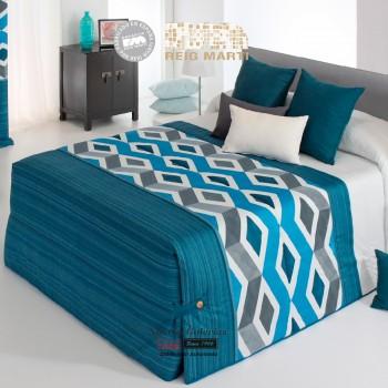 Edredón Conforter Reig Marti | Morgan 2-03 Azul