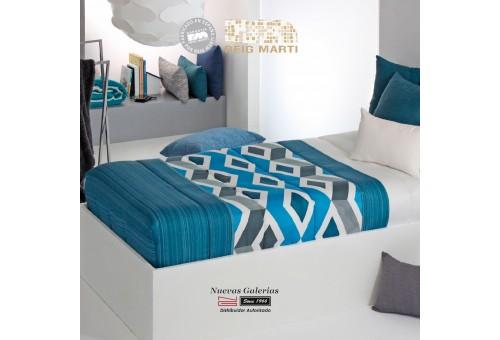 Edredon Ajustable Reig Marti | Morgan AG-03 Azul