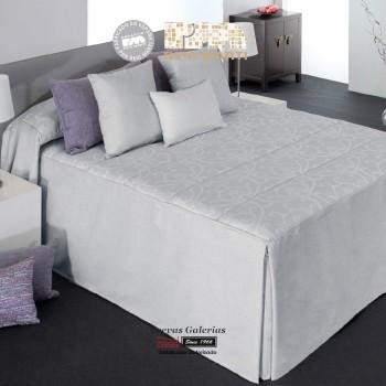 Reig Marti Bedspread Quilt | Tanger 1-01 Gray