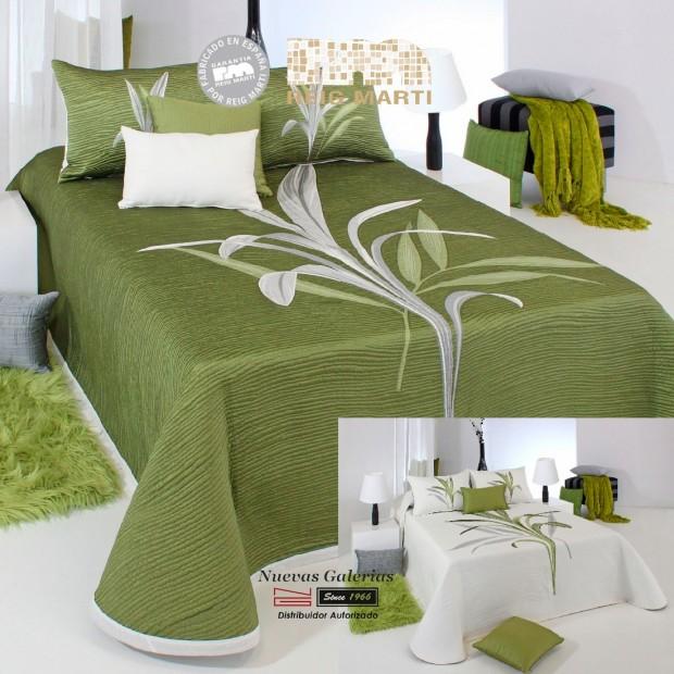 Copriletto Reig Marti | Lynette 04 Verde