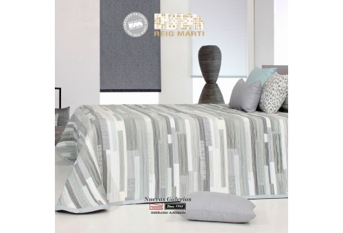 Reig Marti Bedcover | Mate 01 Gray