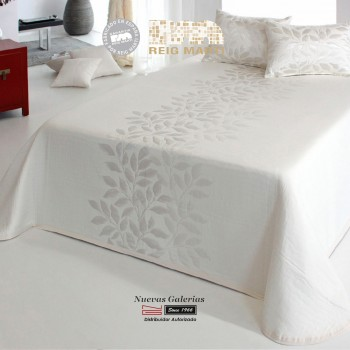 Reig Marti Bedcover | Perline 00 Natural