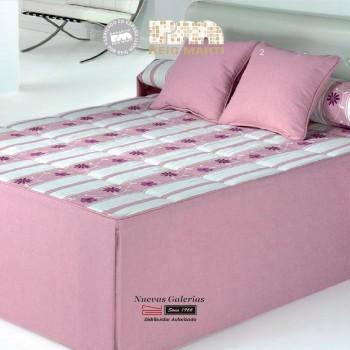 Reig Marti Bedspread Quilt | Bakar 1-02 Pink