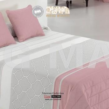 Reig Marti Bedspread Quilt | Carrara 1-02 Pink