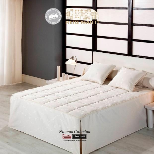 Reig Marti Bedspread Quilt | Fancy 1-00 Natural