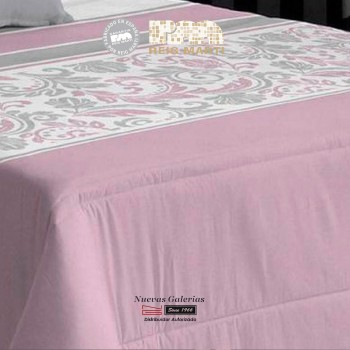 Reig Marti Bedspread Quilt | Fanion 1-09 Violet
