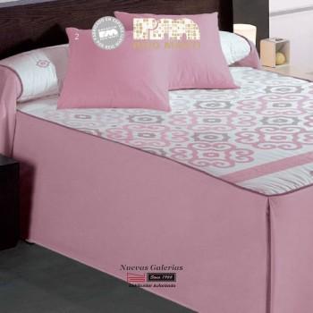 Reig Marti Bedspread Quilt | Pescara 1-02 Pink
