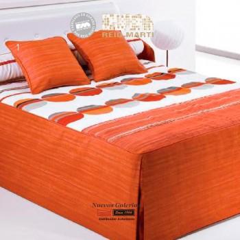 Reig Marti Bedspread Quilt | Sipo 1-07 Orange
