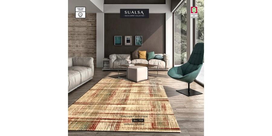 Tappeto in lana Sualsa | Persia 883