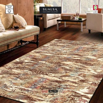 Sualsa Wool Carpet | Persia 882