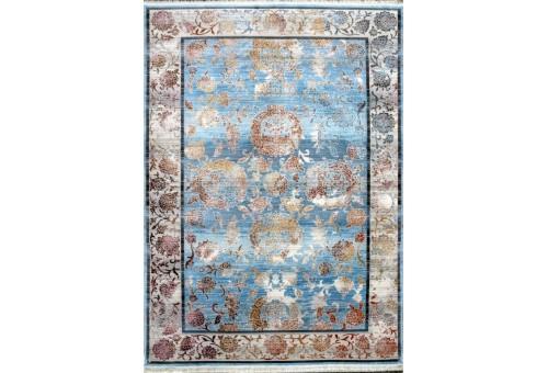 Tapis Sualsa   Picasso 309 Blue