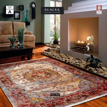 Tapis Sualsa | Picasso 264 Orange