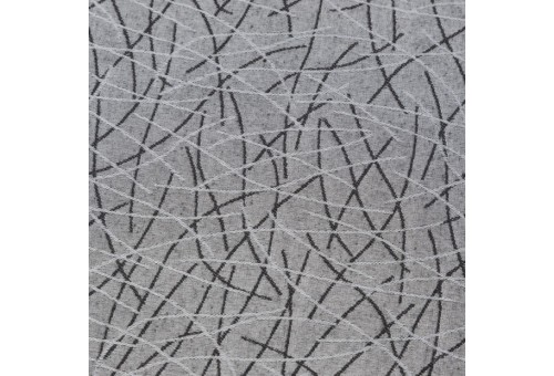 Colcha cubrecama foulard BURGOS. Es-Tela 139-GRIS CLARO