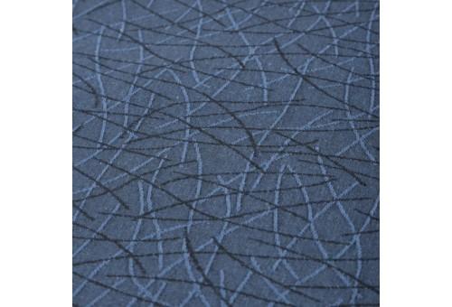 Colcha cubrecama foulard BURGOS. Es-Tela 009-Az. MARINO