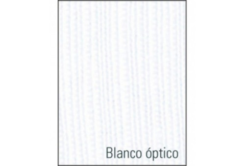 Mantelería RÚSTICO LISO dobladillo. Es-Tela 145-BLANCO OPTICO