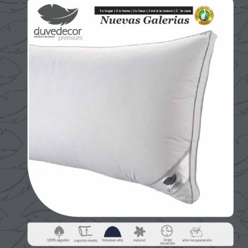Supreme Down Pillow | Duvedecor