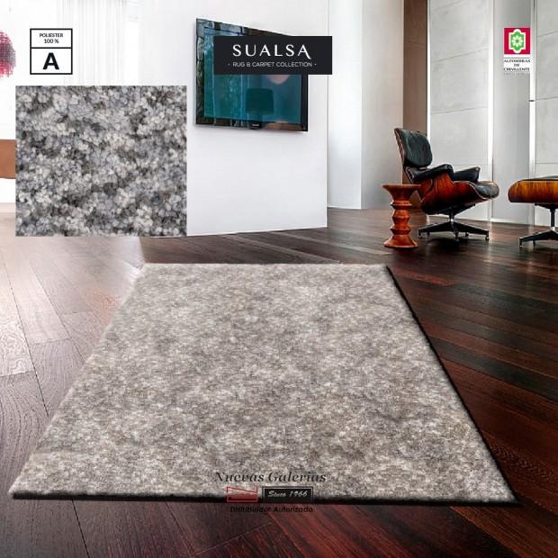 Sualsa Carpet | Acqua 1 Gray