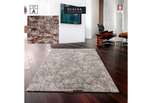 Sualsa Teppich | Acqua 1 Brown
