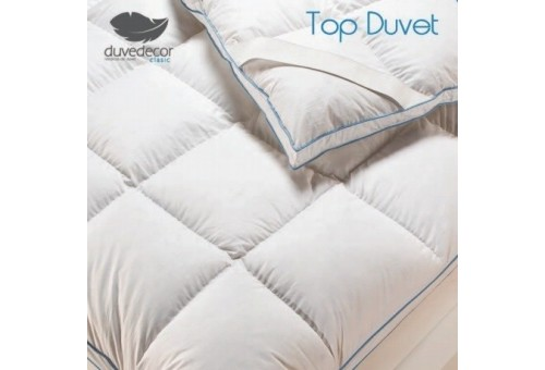 Goose Down Mattress Topper | Duvedecor