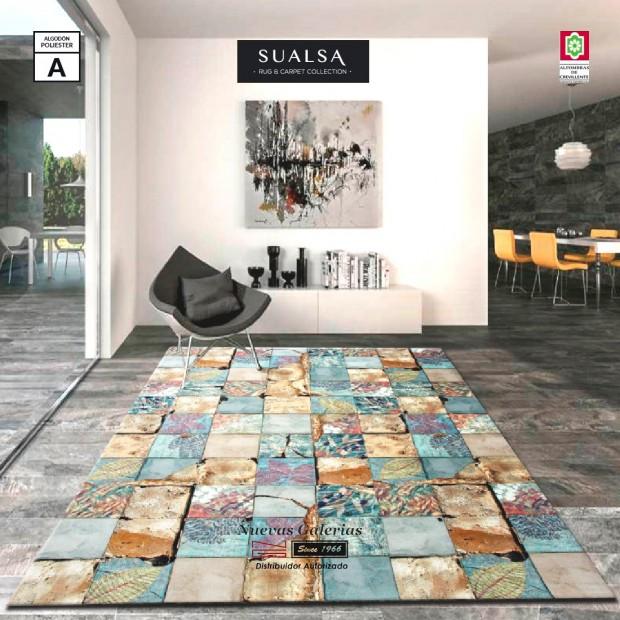 Alfombra Impresión Digital Sualsa | Italy 50