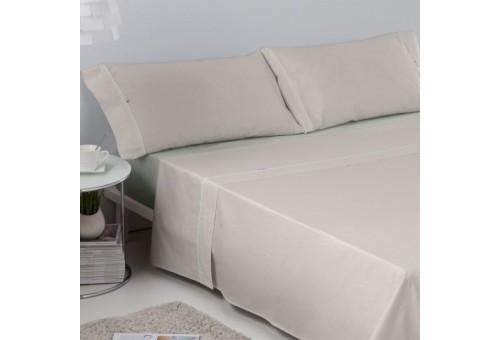Juego sábanas de algodón Greta