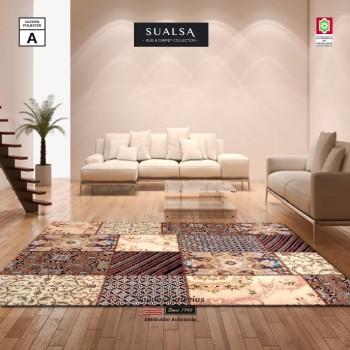 Alfombra Impresión Digital Sualsa | Italy 42