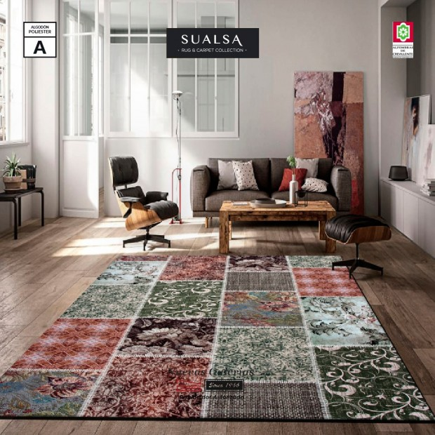 Alfombra Impresión Digital Sualsa   Italy 20