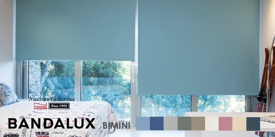 Store enrouleur opaque premium plus Bandalux | BIMINI BO