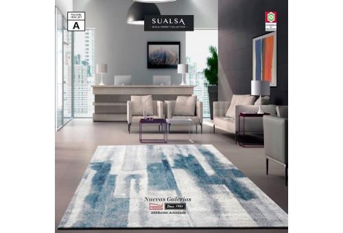 Sualsa Carpet | Claire 759 Blue