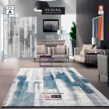 Sualsa Carpet | Claire 759 Gray