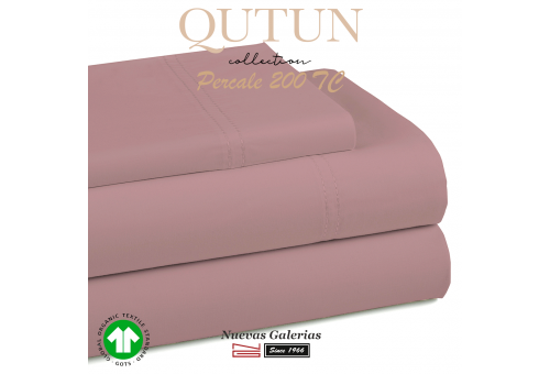 GOTS Organic Cotton Duvet Cover set   Qutun Nectar 200 threads