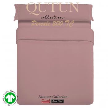 GOTS Organic Cotton Duvet Cover set | Qutun Nectar 200 threads