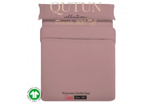 Housse de Couette de coton biologique GOTS   Qutun Nectar 200 fils
