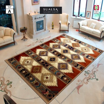 Sualsa Carpet | Dance 5865 Beig
