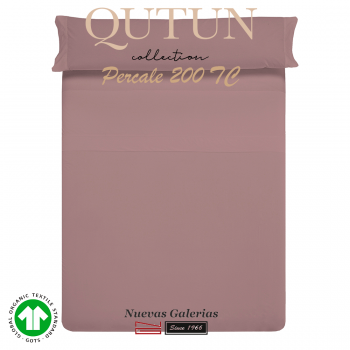 GOTS Organic Cotton Sheet Set | Qutun Nectar 200 threads