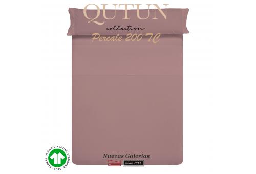 GOTS Organic Cotton Sheet Set | Qutun Nectar 200 threads