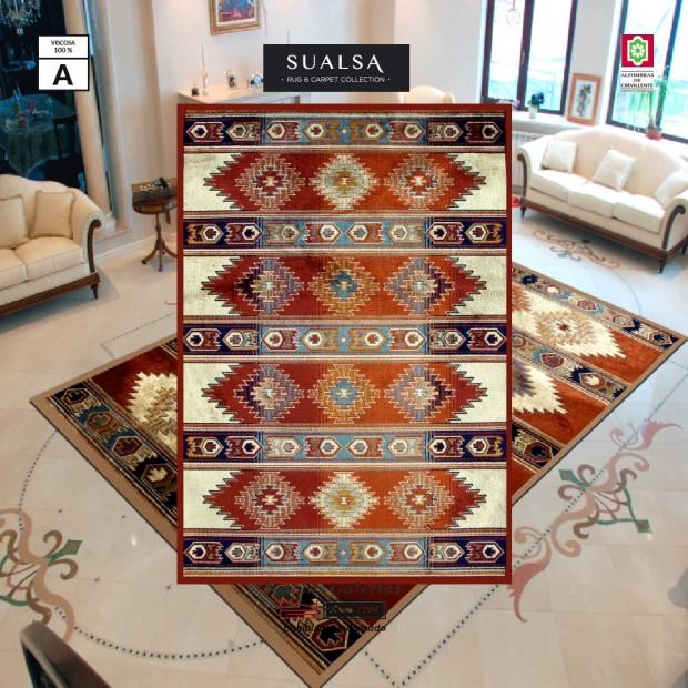 Sualsa Carpet | Dance 5865 Orange