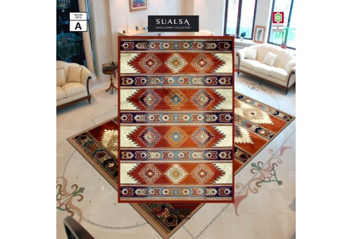 Tapis Sualsa | Dance 5865 Orange