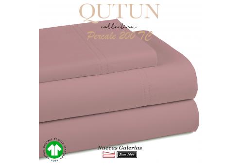 GOTS Organic Cotton Sham   Qutun nectar 200 threads
