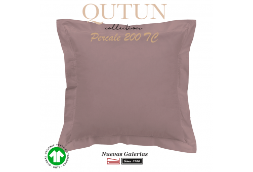 Cuadrante Algodón Orgánico GOTS | Qutun néctar 200 hilos