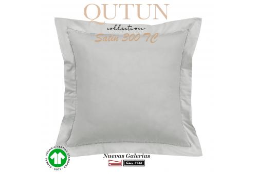 Federe in cotone organico GOTS   Qutun Perla 300 fili