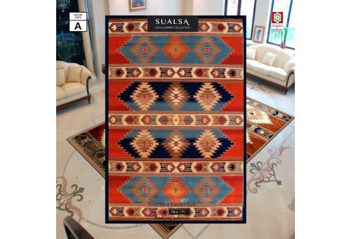 Sualsa Carpet | Dance 5865 Blue