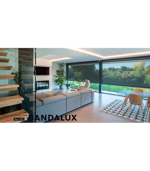 Roller Shade Bandalux Premium Plus | Polyscreen 350