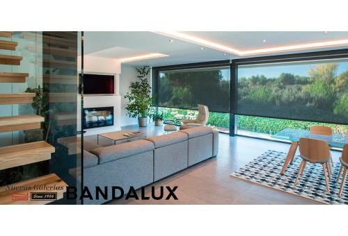 Roller Shade Bandalux Premium Plus   Polyscreen 350