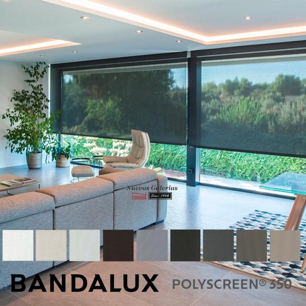 Tenda a Rullo Bandalux Premium plus | Polyscreen 350