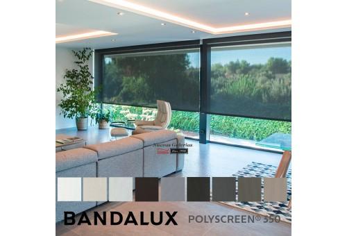 Estor Enrollable Premium Plus | Polyscreen 350 Bandalux