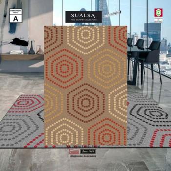 Sualsa Carpet | Frisse J21 Beig