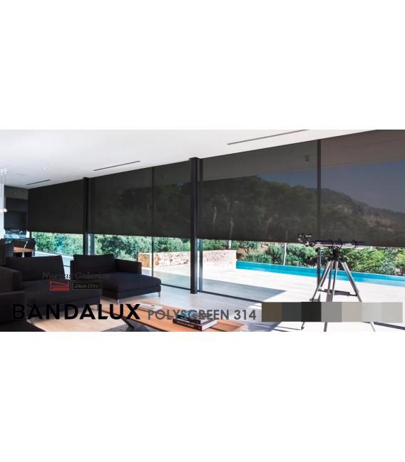 Tenda a Rullo Bandalux Premium plus | Polyscreen 314