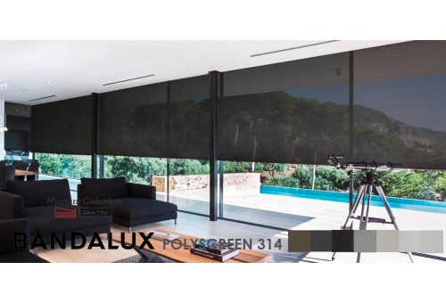 Rollo Maßanfertigung Bandalux Premium Plus | Polyscreen 314