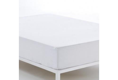Bajera ajustable COMBI LISOS. 100% algodón (200 hilos) 001-BLANCO